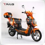 made in china tailg dongguan 350w 48v cheap scooter electric moped motorcycle with pedals