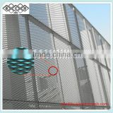 New Design for Hotel Exterior Wall Decoration Aluminum sheet, construction mesh, expanded metal sheet