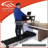 High quality office walking Treadmill for body fit low noise with 510mm walking area,speed from 0.8-8km/h, max.loading 180kgs