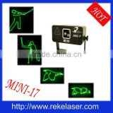 RGY Mini animation stage laser light show