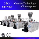 electronic parts plastic sheet extruder