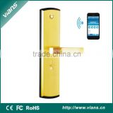 factory wholesale bluetooth hotel smart phones door locks