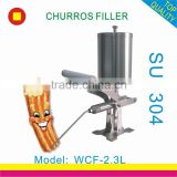 Hot sales churro filler/fill machine/rellenadora de churro