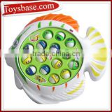 Children battery operated fishing game