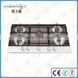 Hot New Products 5 Burns Stainless Steel Gas Range & Gas Stove & Gas Oven For Sale