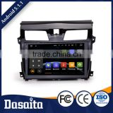 10.2 Inch 2 din MirrorLink car dvd player with GPS for nissan