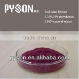 Grape Skin Extract Polyphenols Red Wine Extract Powder