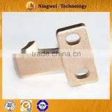 OEM fabrication service bronze casting adapter