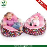 Hot sale baby bean bag chair wholesale baby bean bag bed