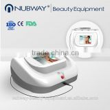 Big discount! Nubway top quality 30MHZ portable spider vein removal machine varicose veins treatment skin tag removal machine