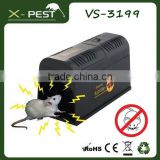 X-pest VS-3199 Safe and Reliable High Voltage Electronic Mouse Rat Rodent Killer Electric Trap Zapper Pest Control,