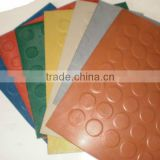 rubber stud flooring
