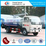3000L fecal suction truck 4x2 waste disposal truck for sale
