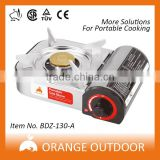 Mini elite butane gas stove mini buffet food warmer