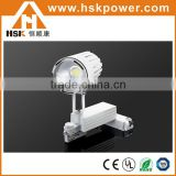 CE RoHs 30w led cob track light for commercial lighting