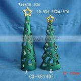 Special Christmas gift, Xmas decoration led light-Ceramic Christmas Items