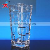 Vase/crystal glass more transparent large hydroponic/simple/glass vase flowerpot