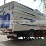 chengli 4x2 brand new euro4 dongfeng small mobile sweeper truck