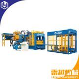 QT10-15 Fully automatic concrete block making machine
