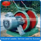 China JD dispatching winch mini hand mining winch with best price