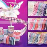 hi-ana ribbon 199 Butterfly Print Ribbon Animal Print Ribbon Printed Grosgrain Ribbon