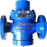 Self-operated Flux Control Valve