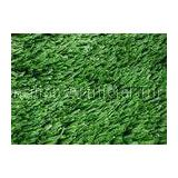 Durable 1mm - 12mm Sports Artificial Grass Hockey Turf Fire Resistant For Decoration