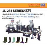 Full Automatic Rain Boots Injection Moulding Machine