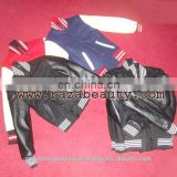 Kids Varsity Jackets, Custom Embroidery Children Baseball Jackets, Wool Leather Jackets, Bomber Jackets