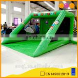 Indoor and outdoor inflatable football game