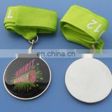 high quality 2017 sport printing medal medallion