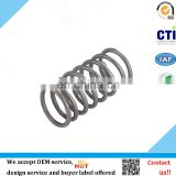 Large iron compression metal spring