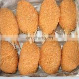 Plain Flavour Frozen Breaded Crab Claws for Sale