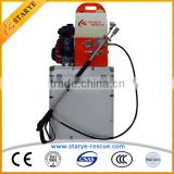 Firefighting Personal Fire Extinguishing System Backpack Water Foam Mist                                                                         Quality Choice
