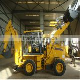 chinese used backhoe loader backhoe loader hydraulic hammer on hot sale