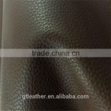 Barton print genuine cow leather for car seat leather