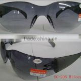 UV protection bifocal safety glassses