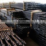 API 11B new carbon steel sucker rod with coupling at Grade C,D, K, H for oil well drilling