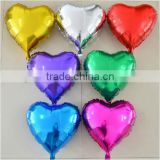 High quality heart balloon, foil/aluminum balloon, helium foil letter balloon heart balloon