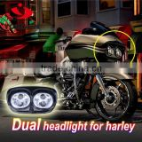 "Harley daymaker led headlamp,harley motorcycle headlight, Road Glide 5-3/4"" LED Headlight"