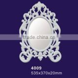 Fashion white wall mirror for decoration