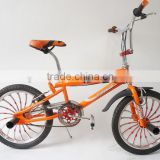 HH-BX2005B 20inch freestyle aluminum bmx street bike from China manufacturer