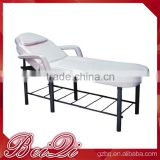 PU PVC leather iron customized color exquisite workmanship water jet massage bed