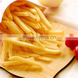 Frozen French Fries with 1/4',3/8' size