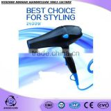 professional no noise salon standing hair dryer with AC/DC motor