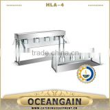 HLA-4 4 Lamp Buffet Bench Top Warmer