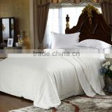Natural Breathable Silk Combo Quilt With Cotton-ramie Fabric quilt Cover