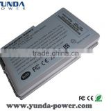 Manufacturer Rechargeable Notebook Battery for DELL Latitude D600 D500 D610 600M