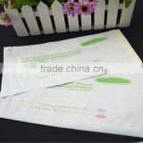 self seal sterilization pouch / one side clear paper custom printing packing plastic bag