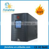 Fanshine LCD Display 900W 9Ah Online Battery UPS Inverter